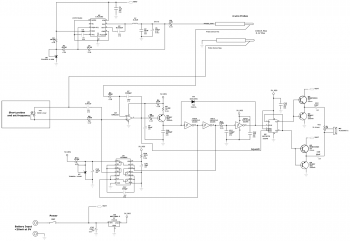 Схема пробника на DC-DC регуляторе для поиска короткого замыкания