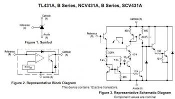 TL431 схема.