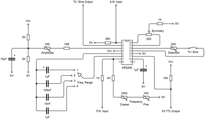 Шаг 2: Электрическая схема