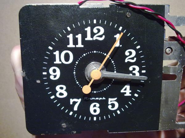 Стандартный циферблат часов