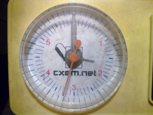 Обнуление часов перед измерением