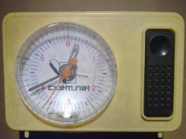 Измеритель ёмкости аккумуляторов в собранном виде