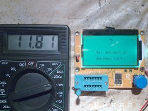 Измерение потребляемого тока