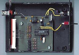 Частотомер до 1 ГГц