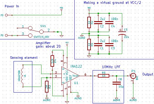 Схема измерителя