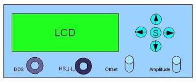 LCD-меню