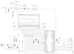 Файл прошивки: AVR_oscilloscope.hex, при выборе фьюзов необходимо указать использование внешнего кварца.