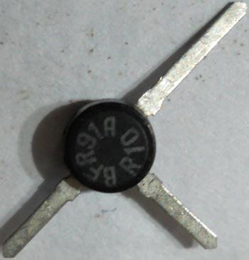 Транзистор BFR91