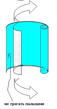 Изготовление печатных плат с помощью фоторезиста.