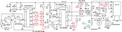 Схема электролизёра гальванопластики