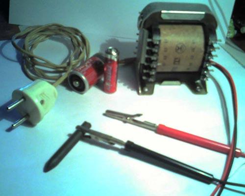 Сварочный мини-аппарат