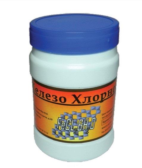 6-ти водное хлорное железо