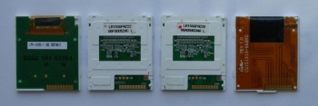 Дисплеи LPH9135, LM15SGFNZ20, LM15SGFNZ22 и CG151313-S604D