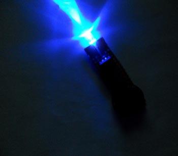 Работа устройства в темноте