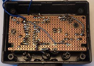 Корпус для велокомпьютера