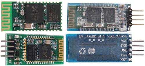 Bluetooth модули