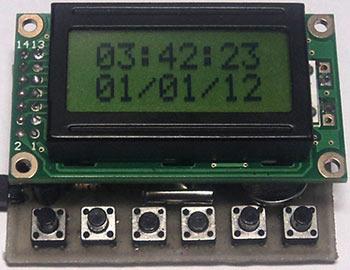 401Электронные таймеры времени своими руками