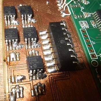 Встроенное зарядное устройство