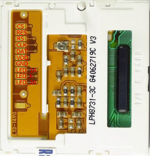 LPH8731-3C - рас�%B