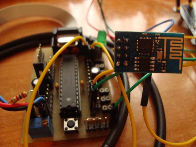 WiFi контроллер компьютера