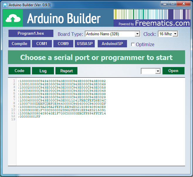 ArduinoBuilder