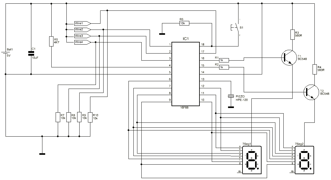 Схема игры