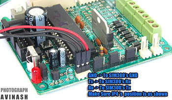 GSM Module Interfacing with 8051 Microcontroller