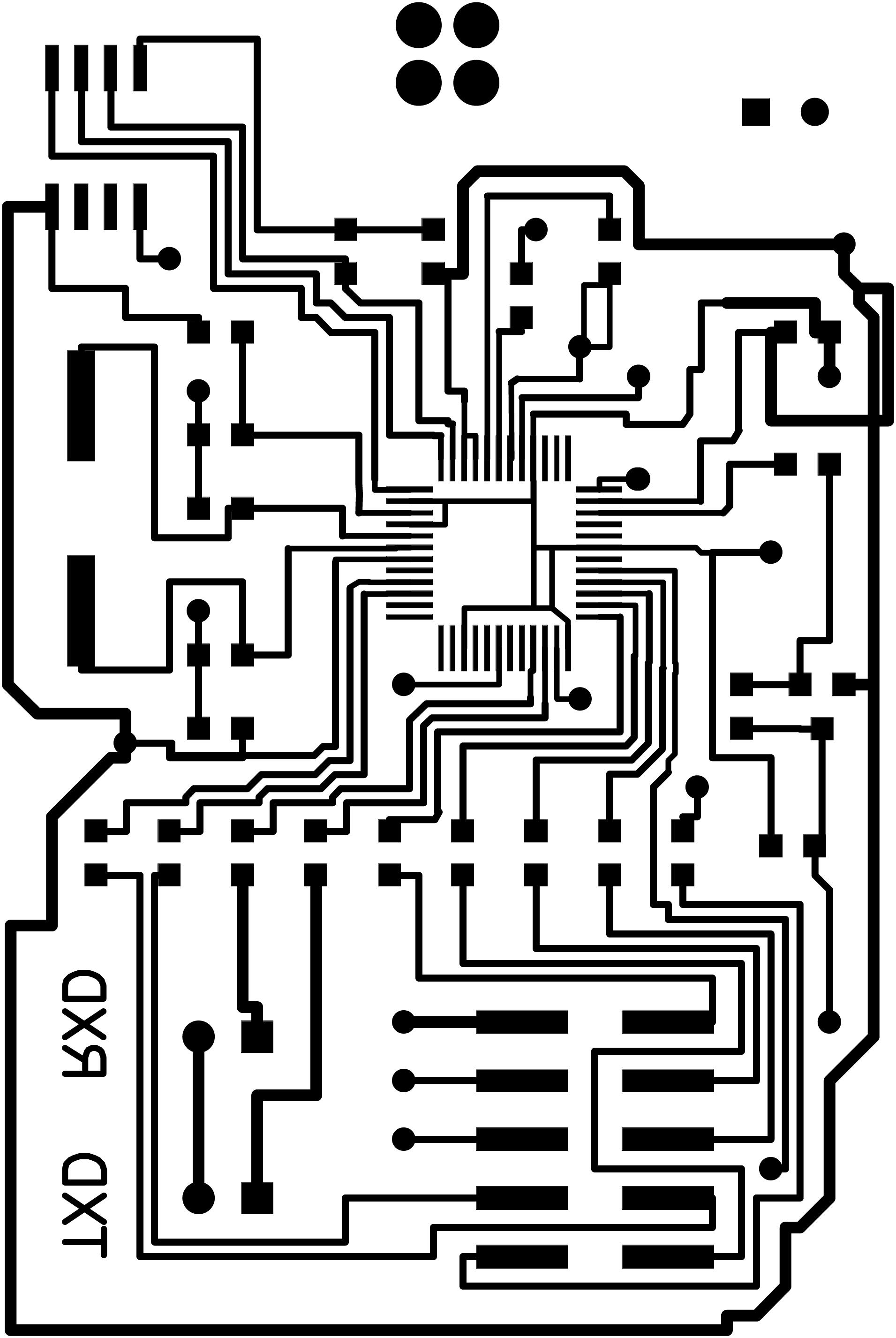 Программатор для микросхем своими руками фото 437