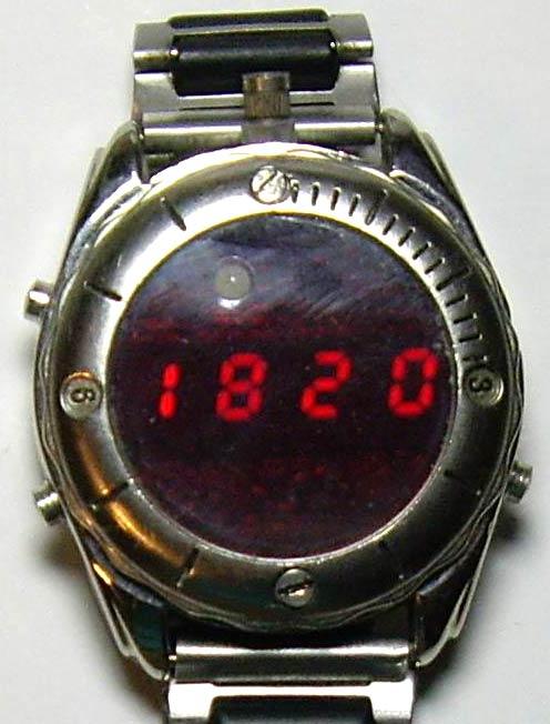 Внешний вид часов