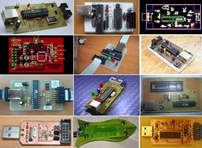 программатора USBasp