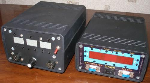 Сравнение паяльных станций DSS1 и DSS2