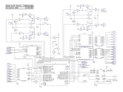 Схема блока МК паяльной станции