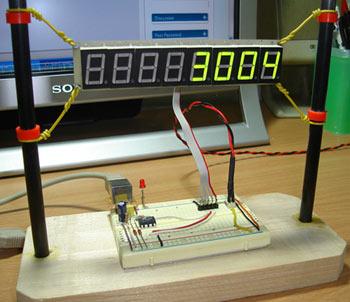 управление электроприборами. счётчик гейгера из радиолампыДистанционное.