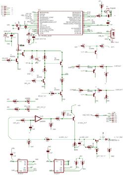 Принципиальная схема клона PICkit 2.
