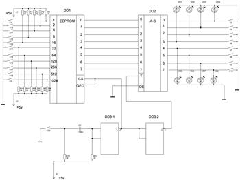 Кр573рф2 схема программатора