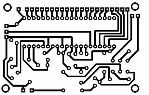 Импульсный блок...  Стабилизированный выпрямитель тока типа ТЭС 12 - 3 - НТ. г Горце Делчев.  Болгария.