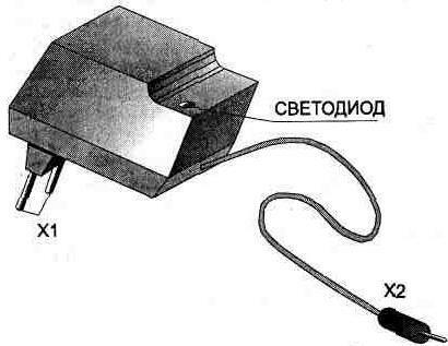 Классическая схема зарядного устройства для автомобильного аккумулятора состоит из понижающего трансформатора...