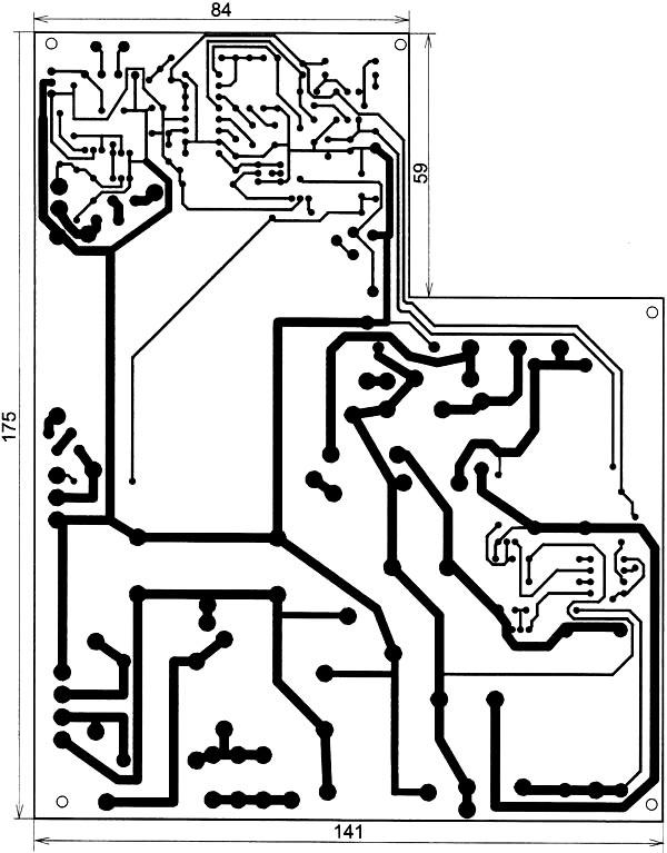 R23 и конденсаторы С8, С9.