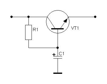 схема активного фильтра блока питания на транзисторах того, чтобы получить