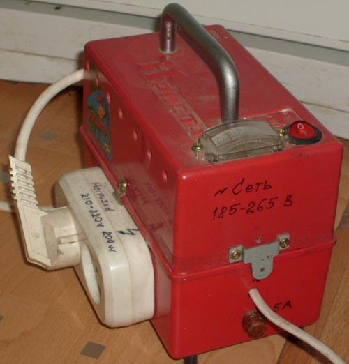 Простой стабилизатор на 220 вольт своими руками