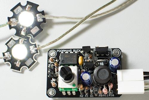 Светодиодный драйвер с ШИМ