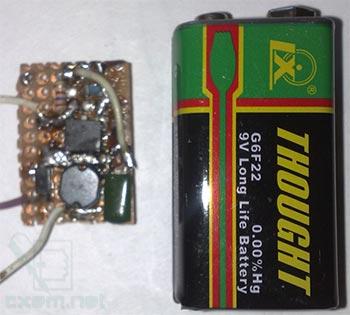 Зарядка телефона от пальчиковых батареек своими руками