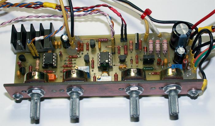 Схема ограничения тока на транзисторе фото 582