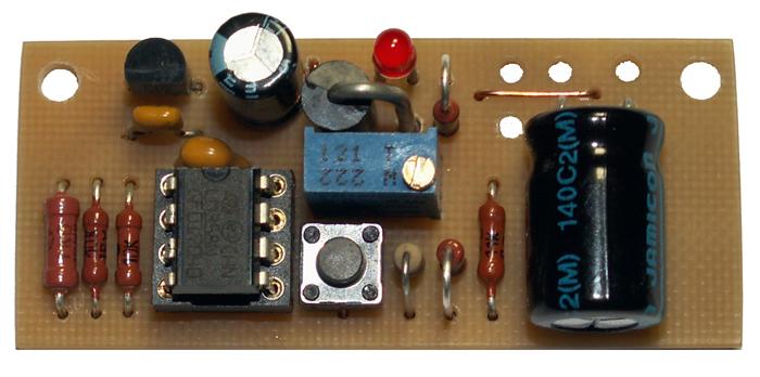 Схема выключателя нагрузки аккумулятора - разрядного устройства.  Предлагаемая конструкция позволяет разряжать...