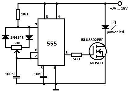 Драйвер Светодиодов На Ne555
