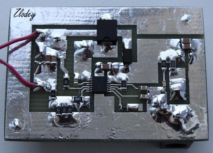 Автоматическое ЗУ на МК ATmega16A / Блог им. Slon / Блоги ...