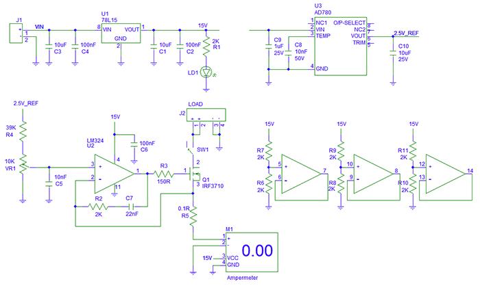 Поскольку MOSFET транзистор
