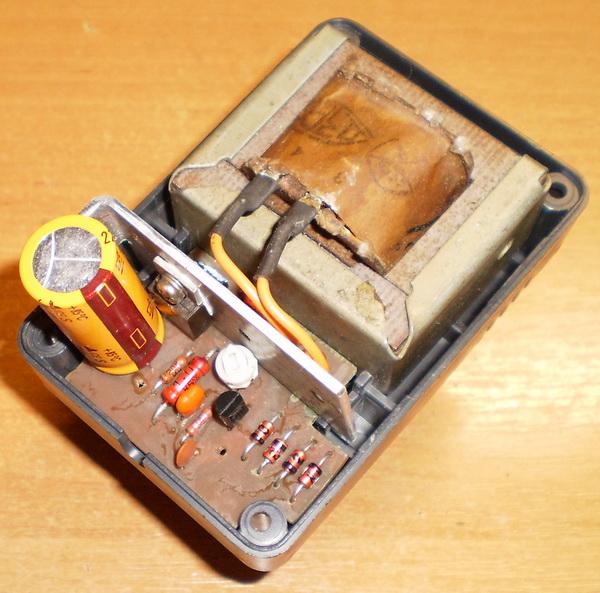 ЗУ со стабилизацией тока LDO стабилизаторе напряжения