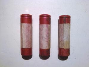 Аккумуляторы из разобранной батареи ноутбука