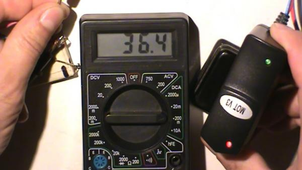 Снижение зарядного тока в конце процесса зарядки